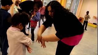 Transmission danse - Hanane Mesbahi