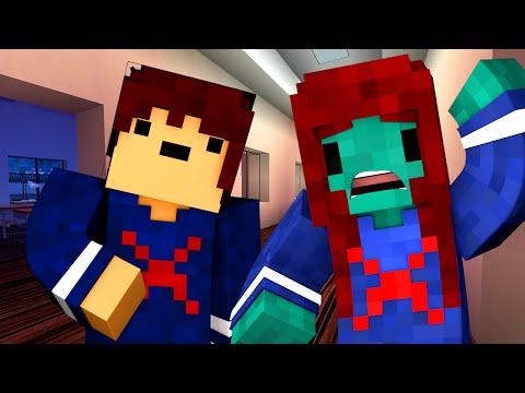 Yandere High School Worst Day Ever Minecraft Roleplay 31