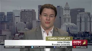 Prof. Asher Orkaby of Brandeis University discusses airstrikes in Yemen