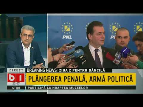 DOSAR DE POLITICIAN: ORBAN O VREA PE DANCILA 20 DE ANI LA RACOARE