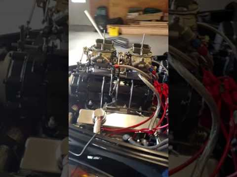Blown VW beetle
