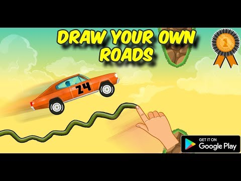 Road Draw Climb Your Own Hills Apps On Google Play