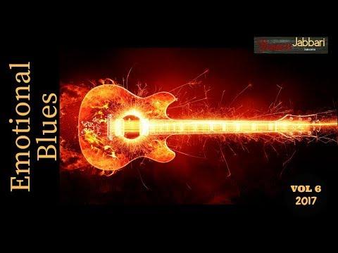 Emotional Blues Music - Youness Jabbari | Vol6