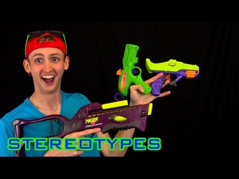 Nerf Stereotypes