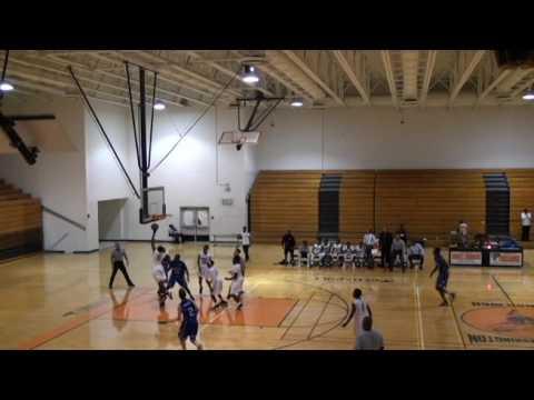 BTW Boys Basketball vs  Westwood Christian Academy 2016