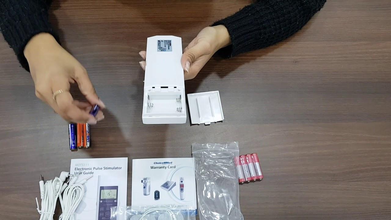 Choicemmed Electronic Pulse Stimulator