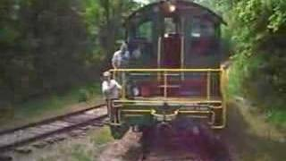 ES&NA Railway (re coupling to the passenger car)
