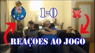 FC PORTO VS BRAGA - REAÇOES AO JOGO!!! (MUITO ENGRAÇADO)