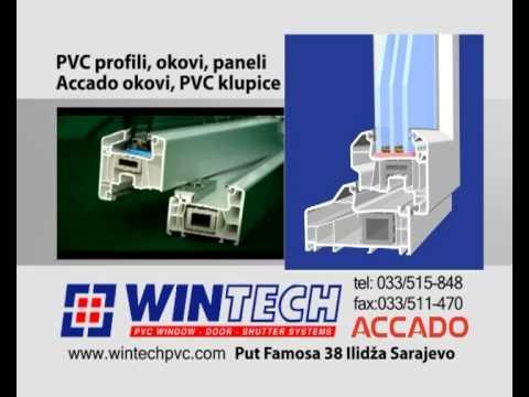 Wintech Pvc Window