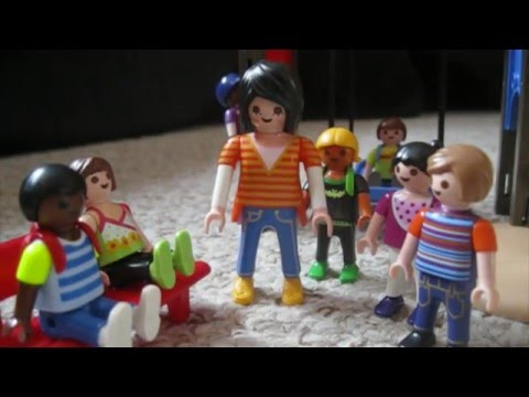 A Field Trip to the Playmobil Playground