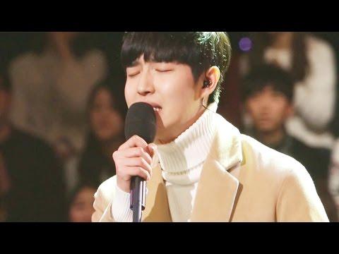 전직 아이돌 연습생, 김재환 '아름다운 사실' 열창 @보컬 전쟁:신의 목소리 20160210