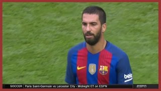 Arda Turan vs Celtic (Neutral) 30/07/2016 | English Commentary | HD