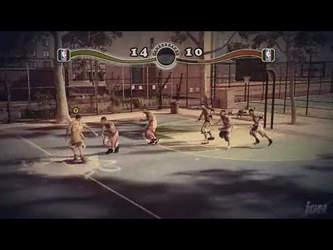 NBA Street Homecourt Xbox 360 Review - Video Review (HD)