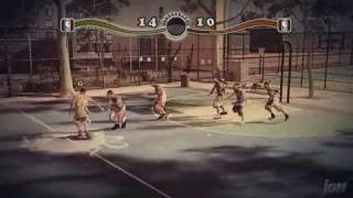 NBA Street Homecourt Xbox 360 Review - Video Review (HD)