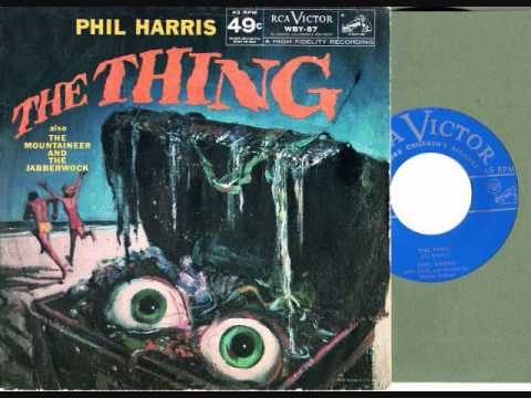 HALLOWEEN Classic THE THING by PHIL HARRIS Children's Series)