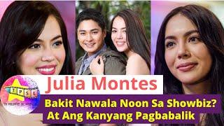 Julia Montes, Bakit Nawala Noon Sa Showbiz At Ang Kanyang Pa...
