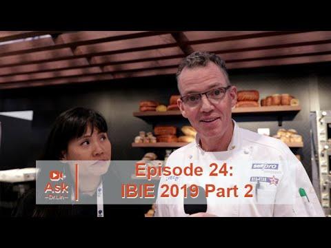 IBIE Part 2 | Ask Dr Lin Episode 24 | BAKERpedia
