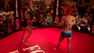 Calie Cutler vs Amanda Lavoy AFC Thanksgiving Day Bash