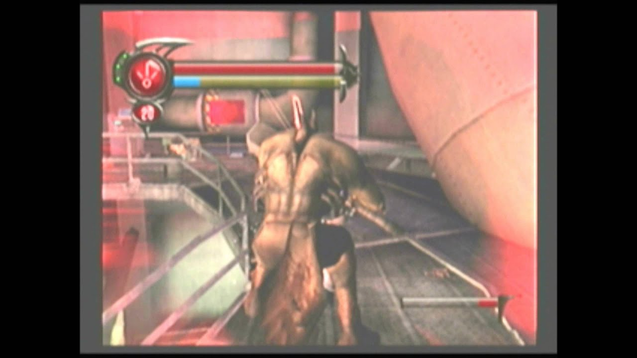 Bloodrayne 2 Ps2 Level 7 Part 1 Walkthrough Youtube