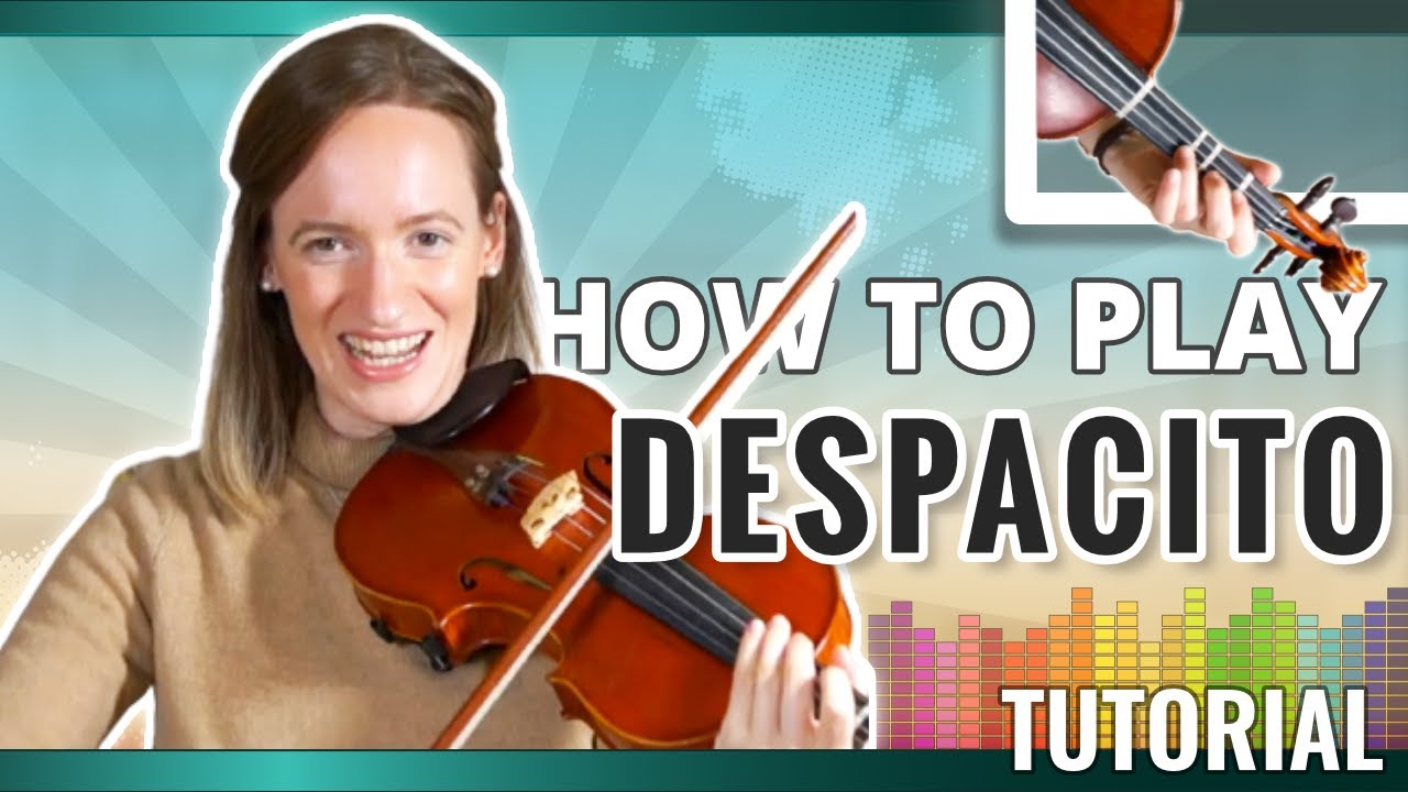 How to play Despacito | Beginner Violin Song | Violin Tutorial