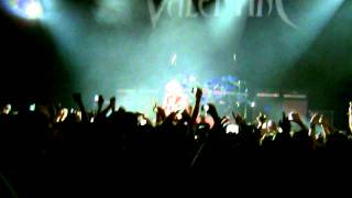 Bullet for my Valentine - Your Betrayal + Pleasure and pain @ Teatro Caupolicán, Chile