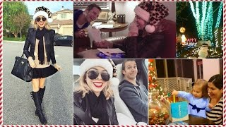 LAUGHING TILL I CRY ON CHRISTMAS! Vlogmas Day 24 and 25