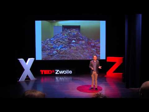 Open data: get to know our ant hill: Ton Zijlstra at TEDxZwolle - YouTube