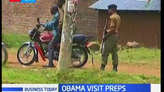 Business boom realised in Kisumu as Former US President Obama visits