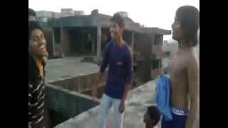 Gangs of narsobawadi - funny act on eee
