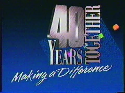 WRTV-6 40 Years Together: Making A Difference (1989)