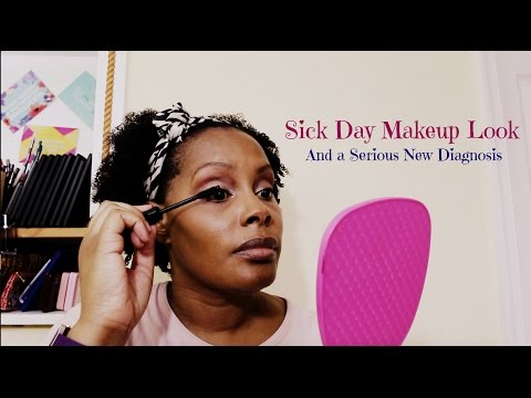 Chatty GRWM: Sick Day Makeup and Some Health Drama!