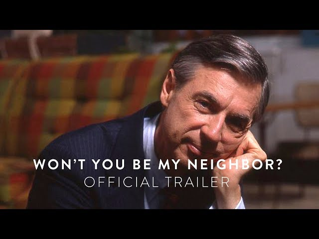 WON'T YOU BE MY NEIGHBOR? - Official Trailer - In Select Theaters June 8