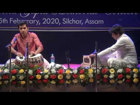 #LeenaGuptaFoundation                                    #Tabla Ishaan Ghosh #Harmonium Sumit Mishra