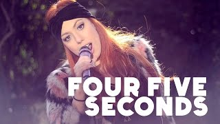 Rihanna And Kanye West And Paul McCartney - FourFiveSeconds (Pop Rock Cover)