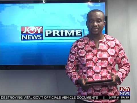 Oil and gas financing  - Joy Business Prime (16-12-16)