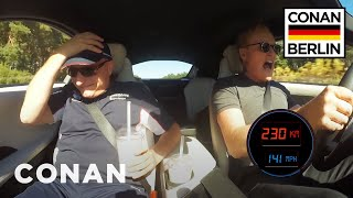 Conan's Fast & Furious Autobahn Adventure  - CONAN on TBS