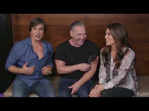 Bryan Dattilo & Nadia Bjorlin   Days of Days 2017 Days of our Lives