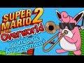 Overworld Super Mario Bros 2 Trombone Arrangement *With Sheet Music*