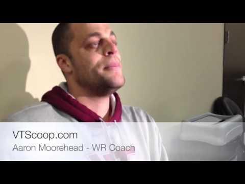 Spring Practice 4/7: Aaron Moorehead