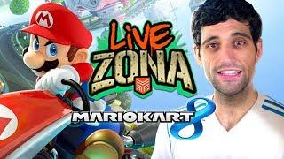 MARIO KART, GAME XP E DAVY JONES   LiveZona
