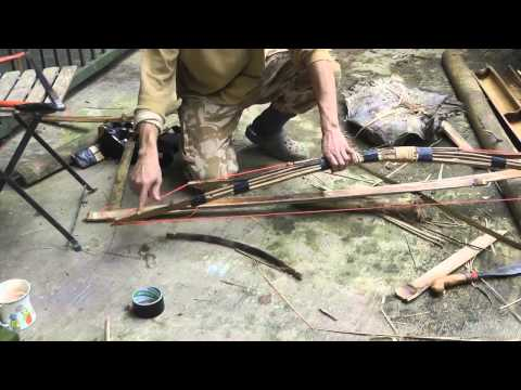Jungle survival bow
