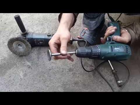 правильная чистка и притирка клапанов C16NZ