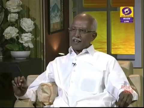 Social Worker Sangameshwar Gowda Maganuru in Shubhodaya Karnataka | 06-02-2019 | DD Chandana