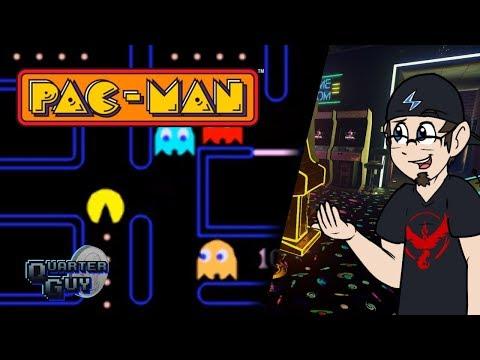 QG @ The Arcade: Pac-Man - The Quarter Guy