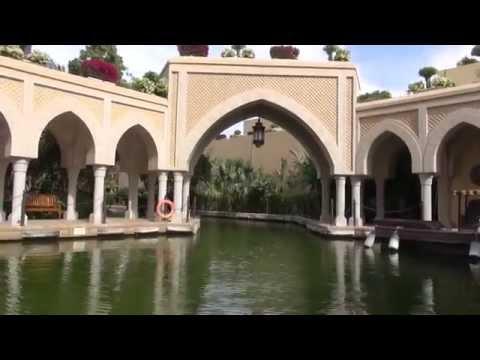 Shangri La Hotel, Qaryat Al Beri, Abu Dhabi - Hotel Boat