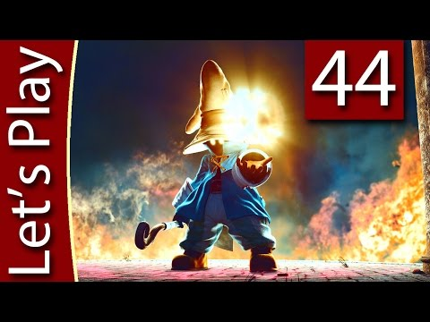 Let's Play Final Fantasy 9 WALKTHROUGH - FF9 PC Steam - Item Farming - Part 44 [HD]