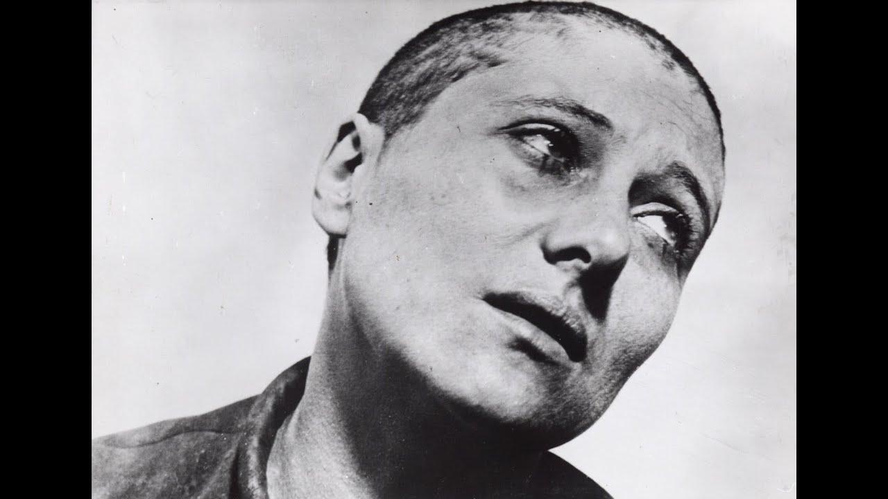 La Passione Di Giovanna D Arco 1928 Primo Piano Illuminazione Www Cinescuola It Youtube