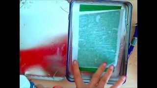 Роспись на ногтях метод чтобы акриловая краска не высыхала
