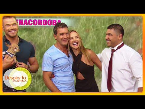 El inolvidable estilo de Ximena Córdoba para dar el 'weather'