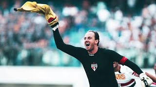 Rogério Ceni · O M1TO · (1990 - 2015) · goals and skills defensivas | Football BR